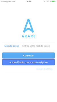 AKARE Page d'accueil 3.0.3-dev